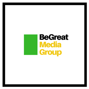 Logo of BeGreat Media Group