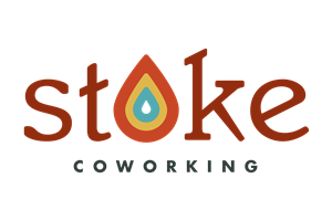 Logo of Stoke Coworking and Entrepreneur Center