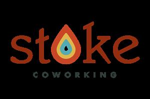 Logo of Stoke Coworking and Entrepreneur Center