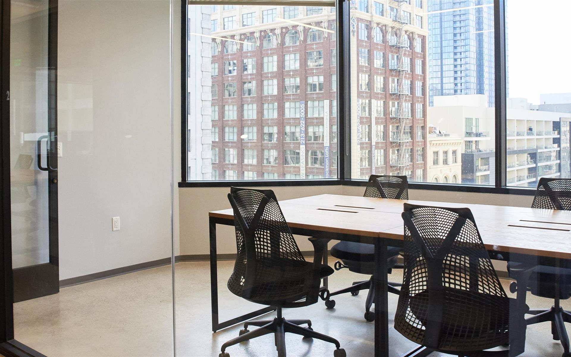 Industrious Downtown Los Angeles - Team Office for 4