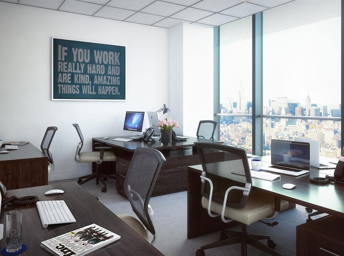 Team Office for 6 at Silver Suites Offices - 7 World Trade Center ...
