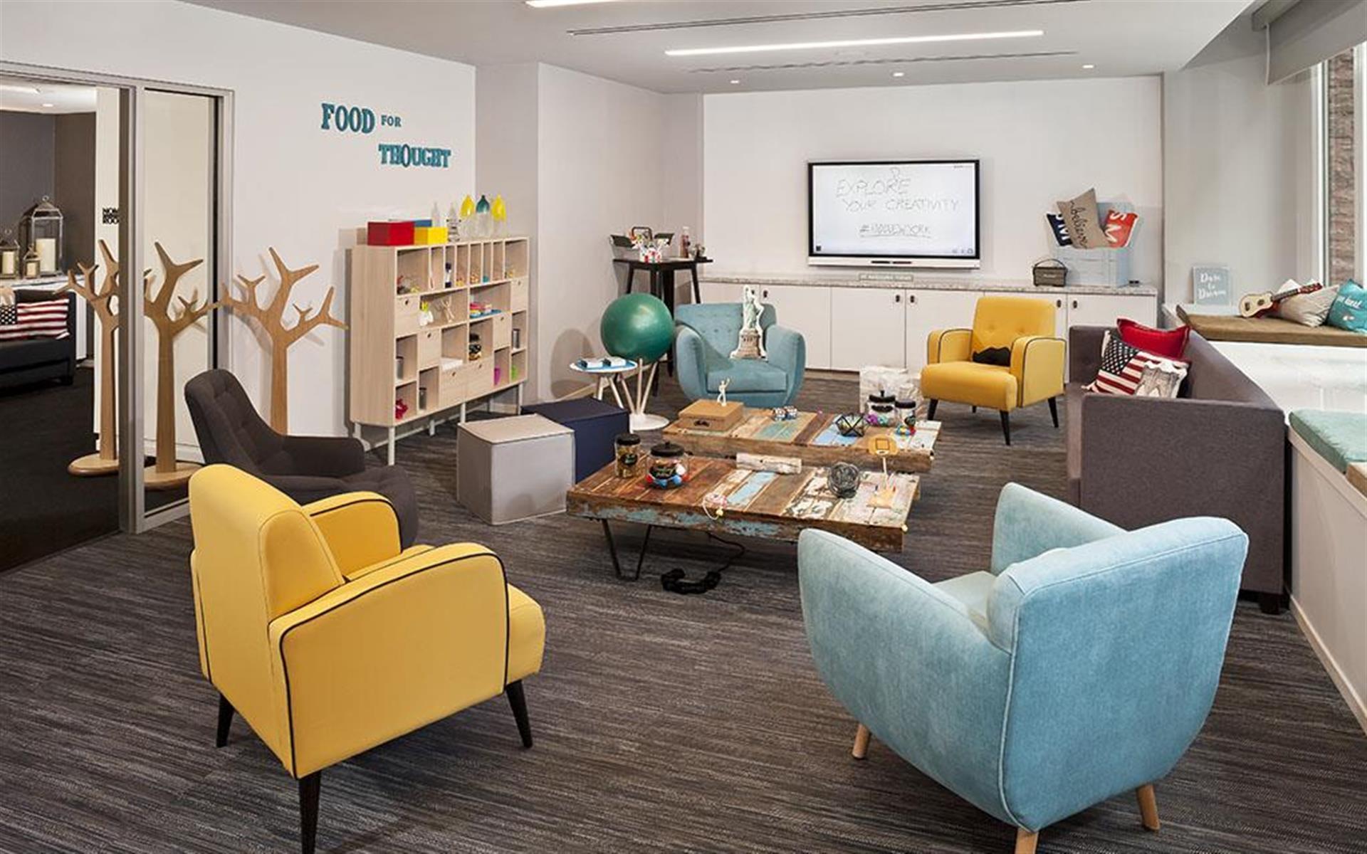 INNSIDE New York - Creative Meeting Room