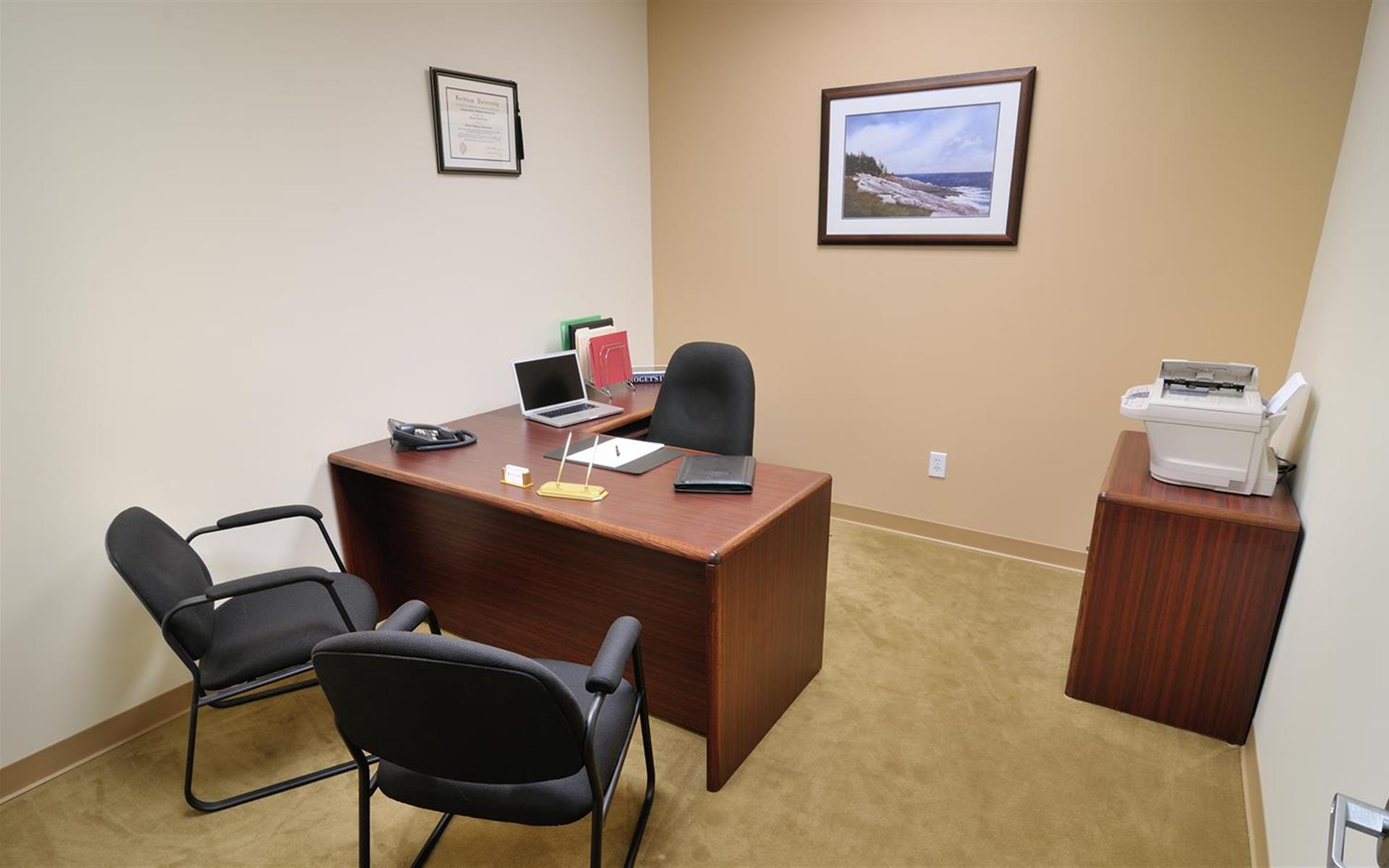 TOTUS Business Center Long Island - Melville, NY - Private Office 110 | Monthly