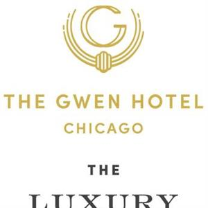 Logo of The Gwen, A Luxury Collection Hotel