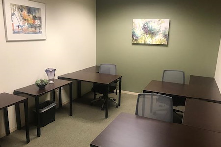 Regus Bishop Ranch 3 - Co-Working Desk