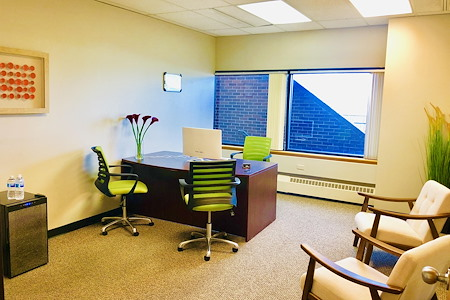 Bridge Creek - Need a private office?