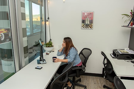 Simms Space - Triple Office