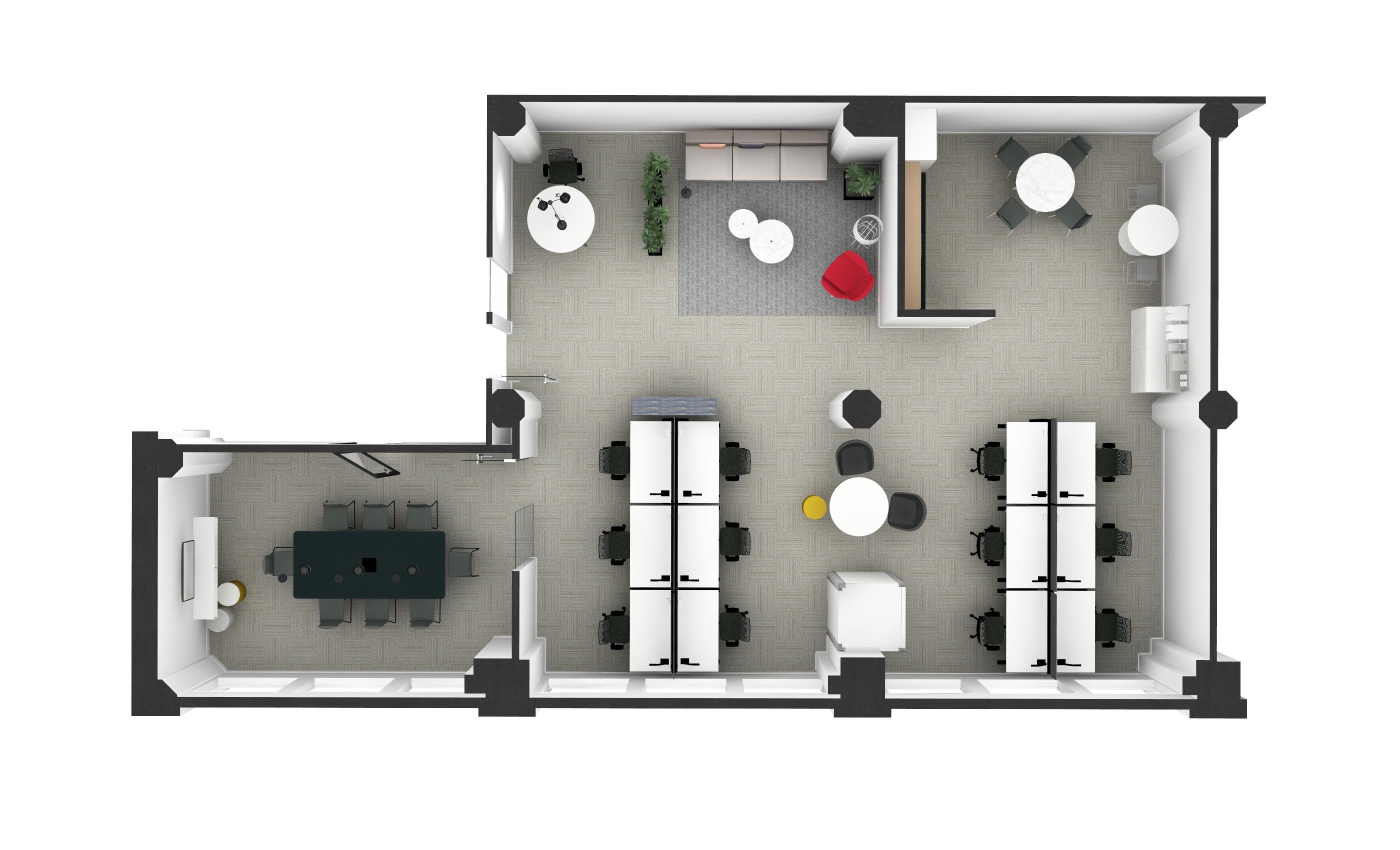 Manchester | Loyalty Building - Suite 600 - altSpace