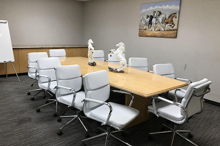 Titan Offices- 5455 Wilshire Blvd - Medium Conference Room