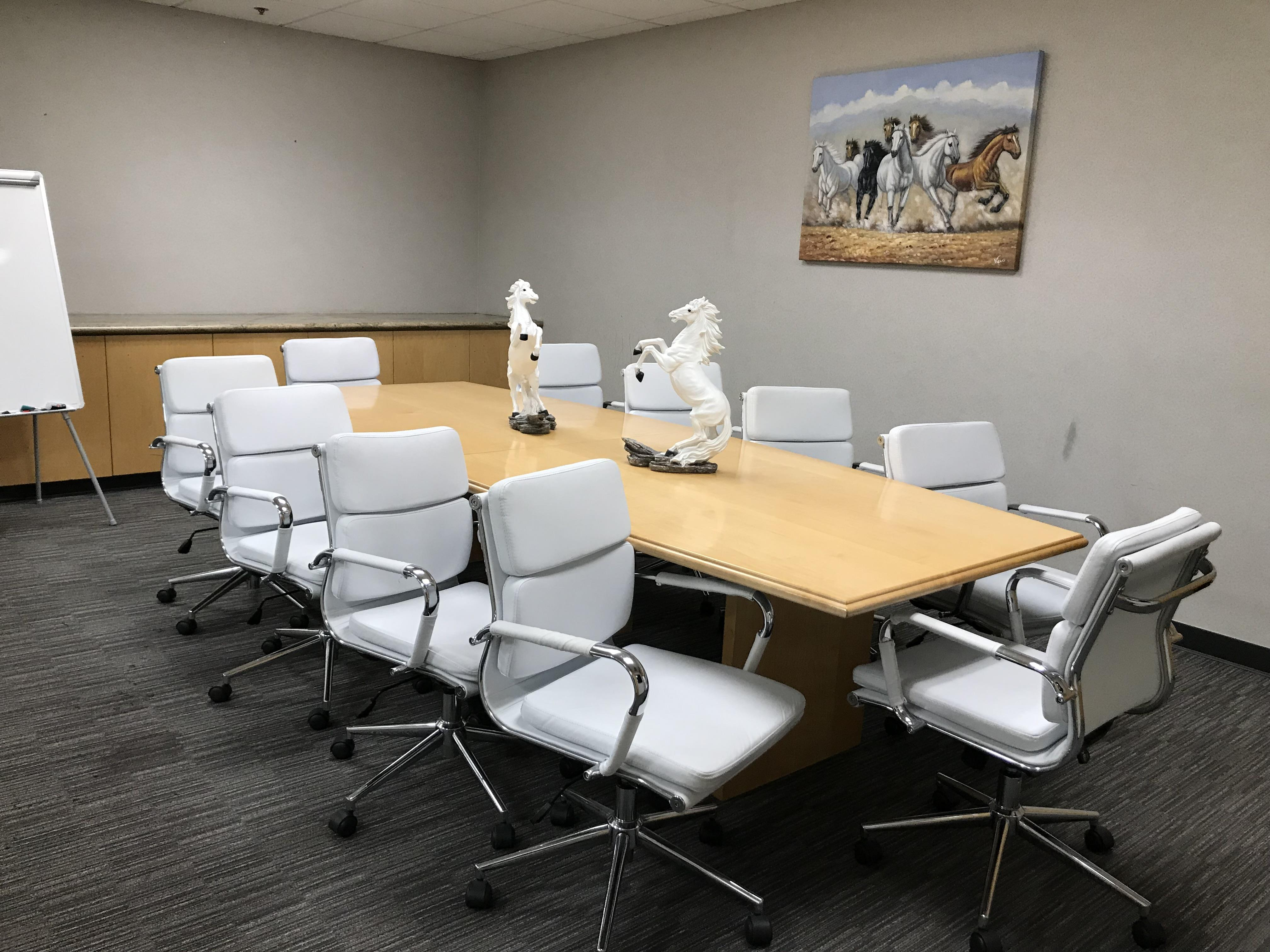 Titan Offices- 5455 Wilshire Blvd - Medium Conference Room