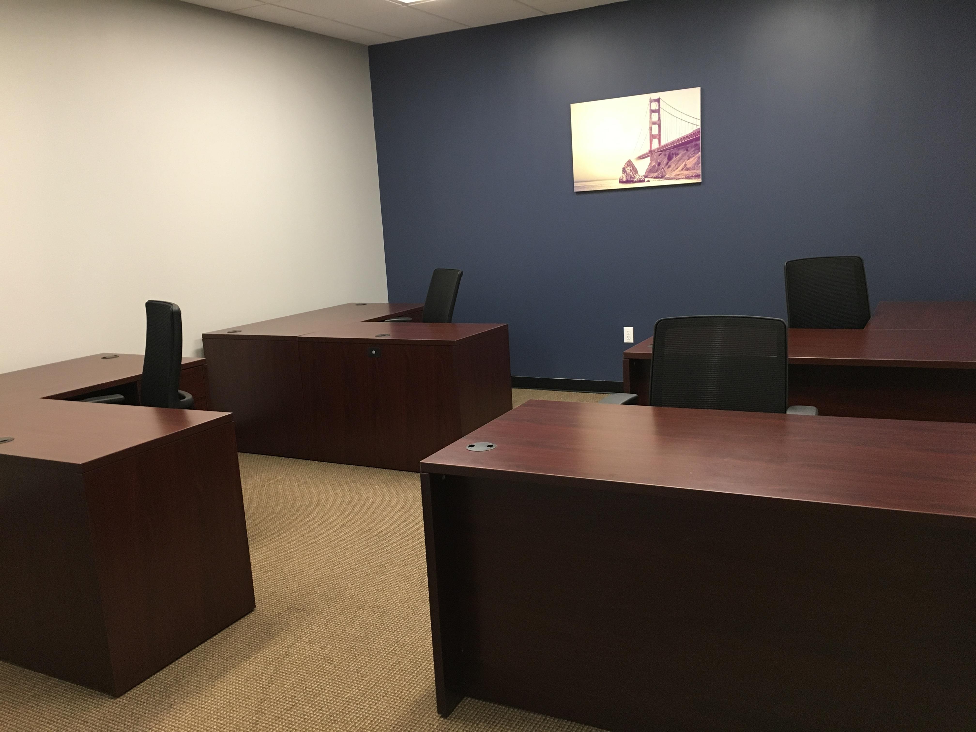 Workspace@45 - Dedicated Desk Area