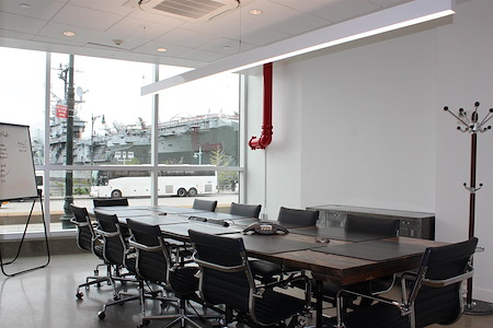 Manhattan Mini Storage - Conference Room - Large Conference Room with a view