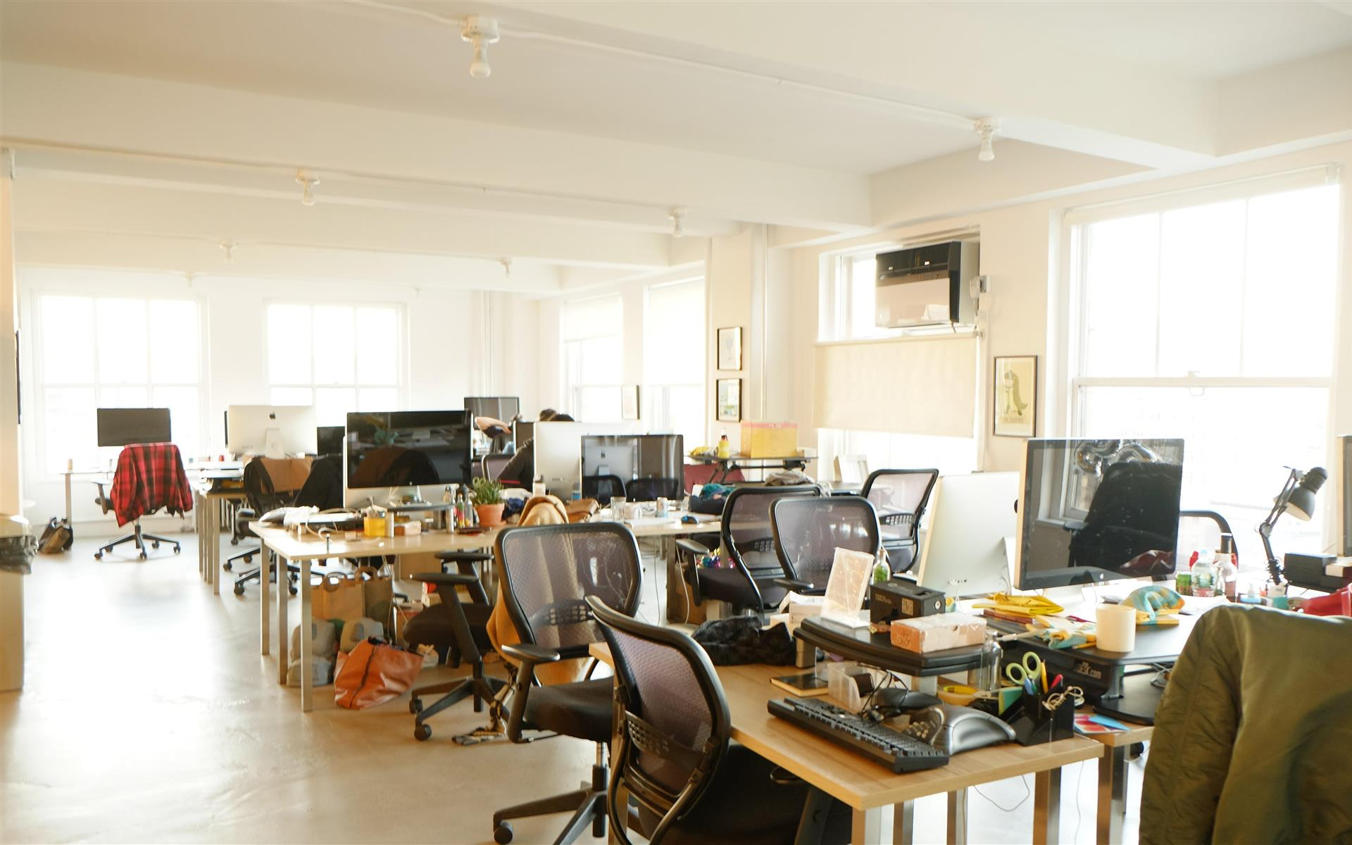 Timehop - Open Desk