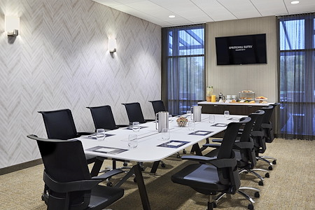 Springhill Suites New York Jamaica/JFK Airport - Artisan Meeting Room