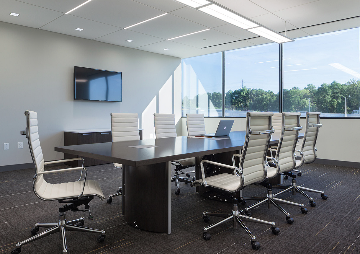 Intelligent Office of Alexandria - Large Conference Room