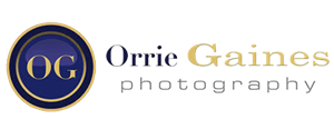 Logo of Orrie Gaines Photography, LLC.