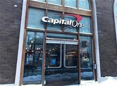 Host at Capital One Café - Back Bay