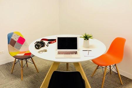 BeOffice | URBAN WORKSPACES - Interior Day Office