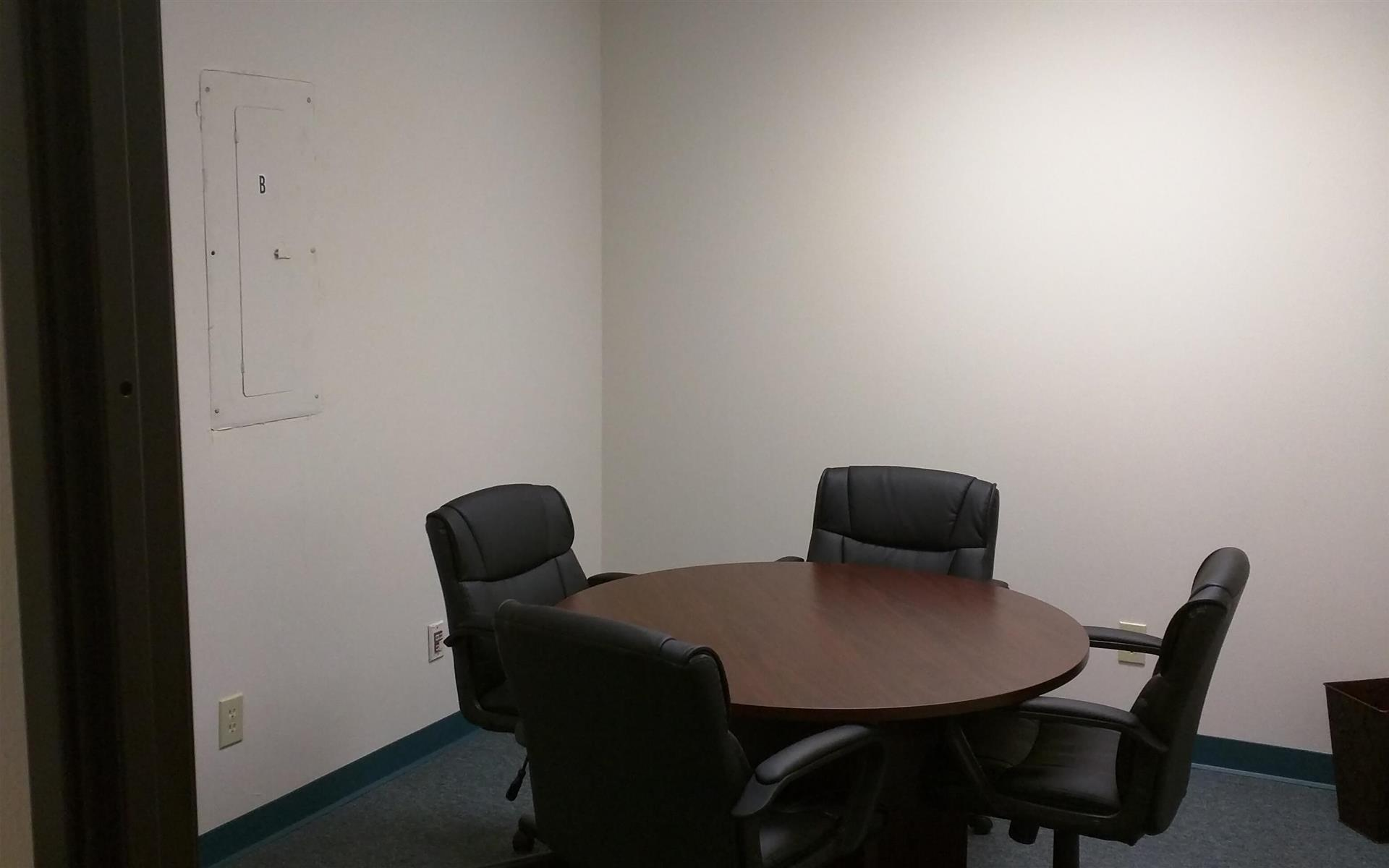 McKinney Office Suites - Meeting room