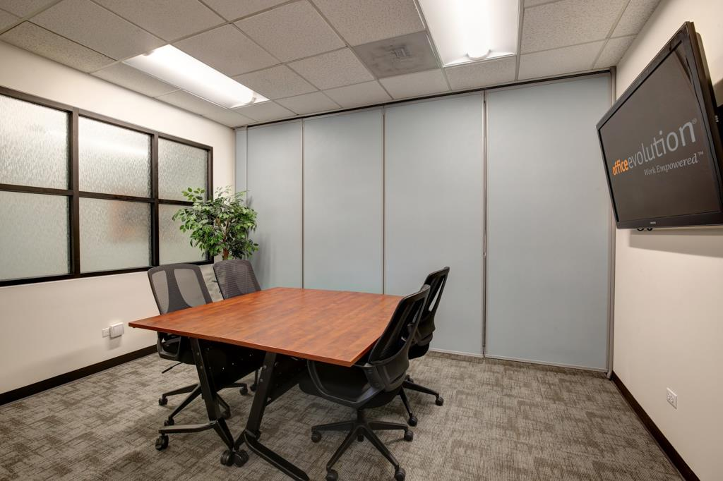 Office Evolution - One Cherry Creek - Conference Room 2 (6 ppl)