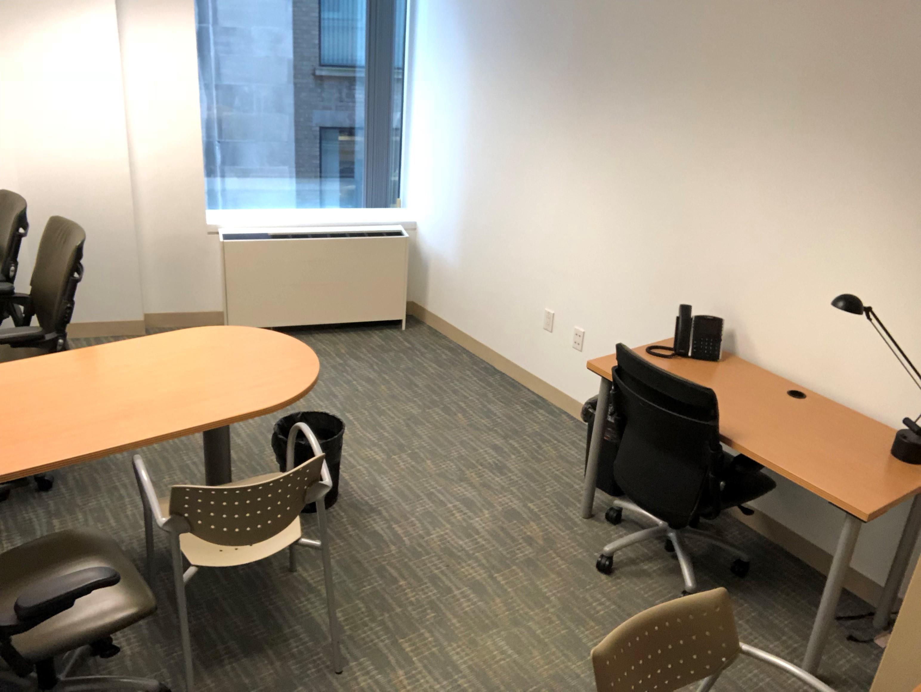 Carr Workplaces - Financial District - Private Office 837