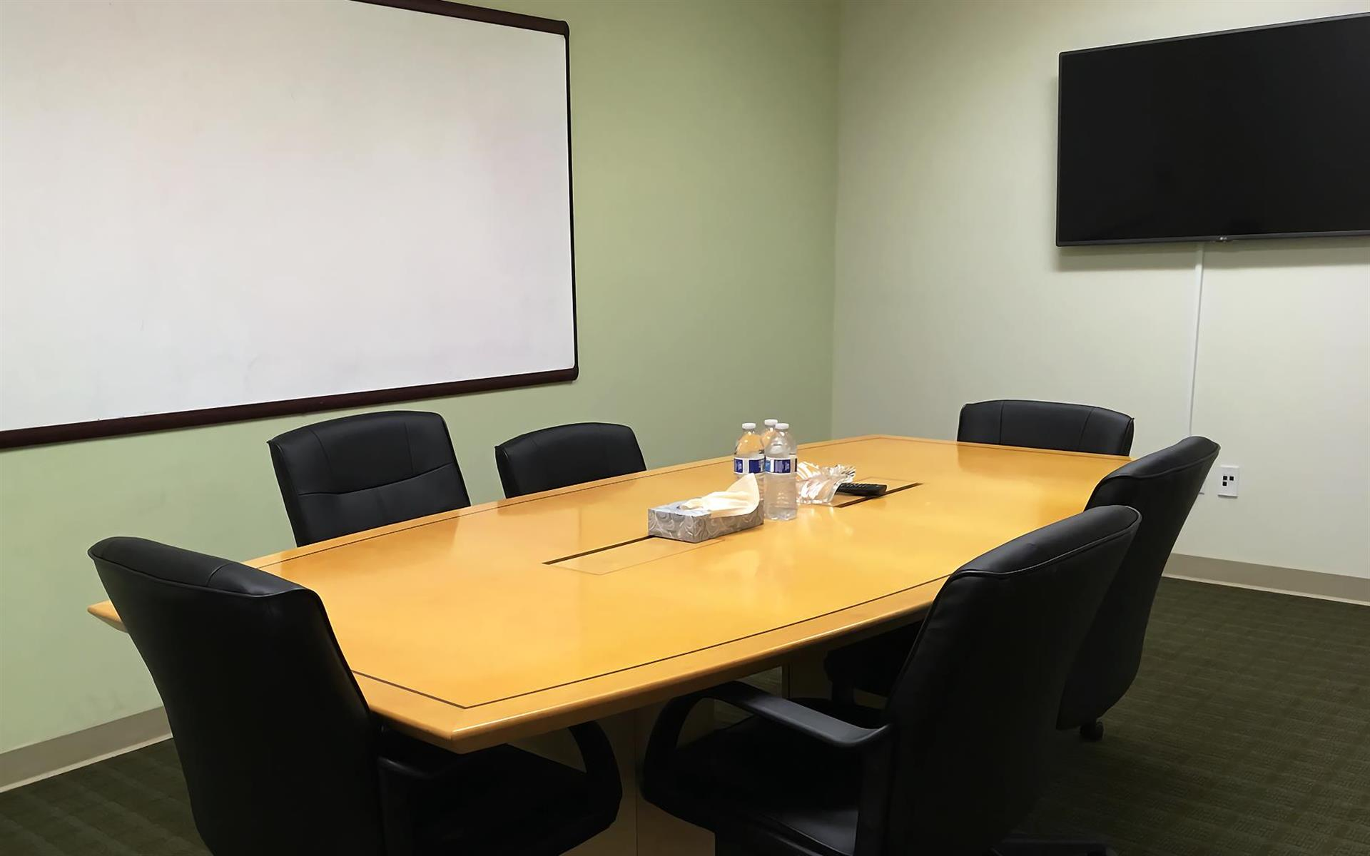 Critosphere - A Coworking Solution in Fremont - Small Conference Room
