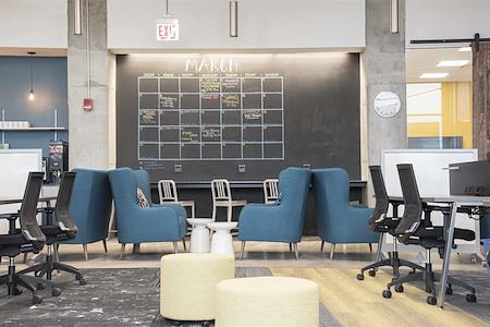 25N Coworking - Arlington Heights - 99 Flex