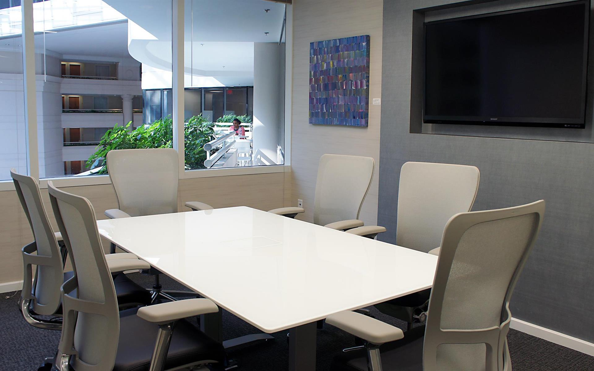 AdvantEdge Workspaces - Chevy Chase, DC Center - Farragut