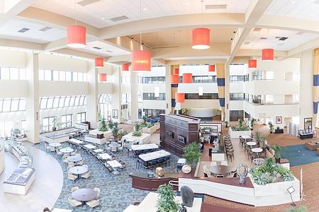Embassy Suites West Palm Beach - Central - Atrium Lobby