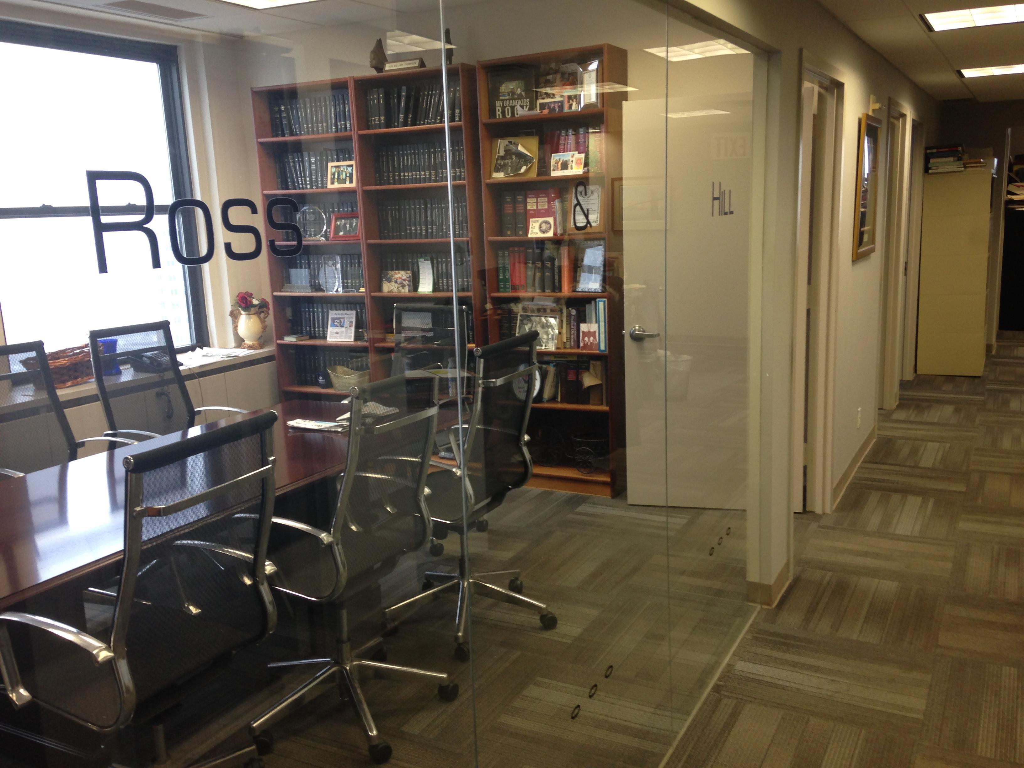 Ross & Hill - Dedicated Desk 1