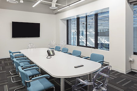 Boston Offices - Exchange Place - Boardroom 500