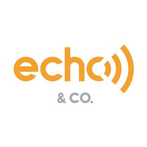 Logo of Echo & Co.