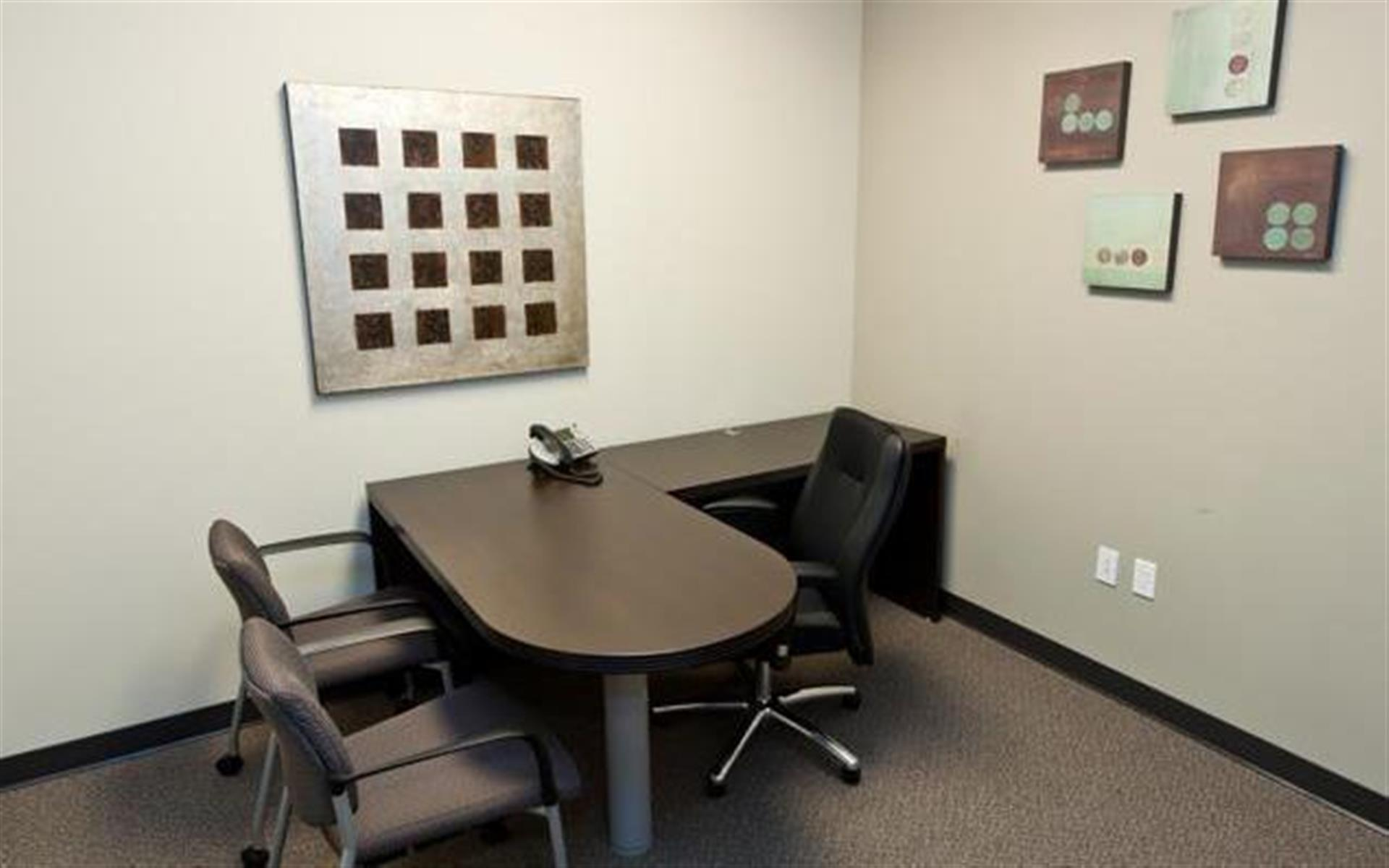 (CR2) Carlsbad Office - Interior Office