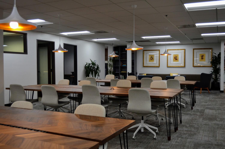 CO-MMUNITY COWORK La Jolla - Dedicated Desks