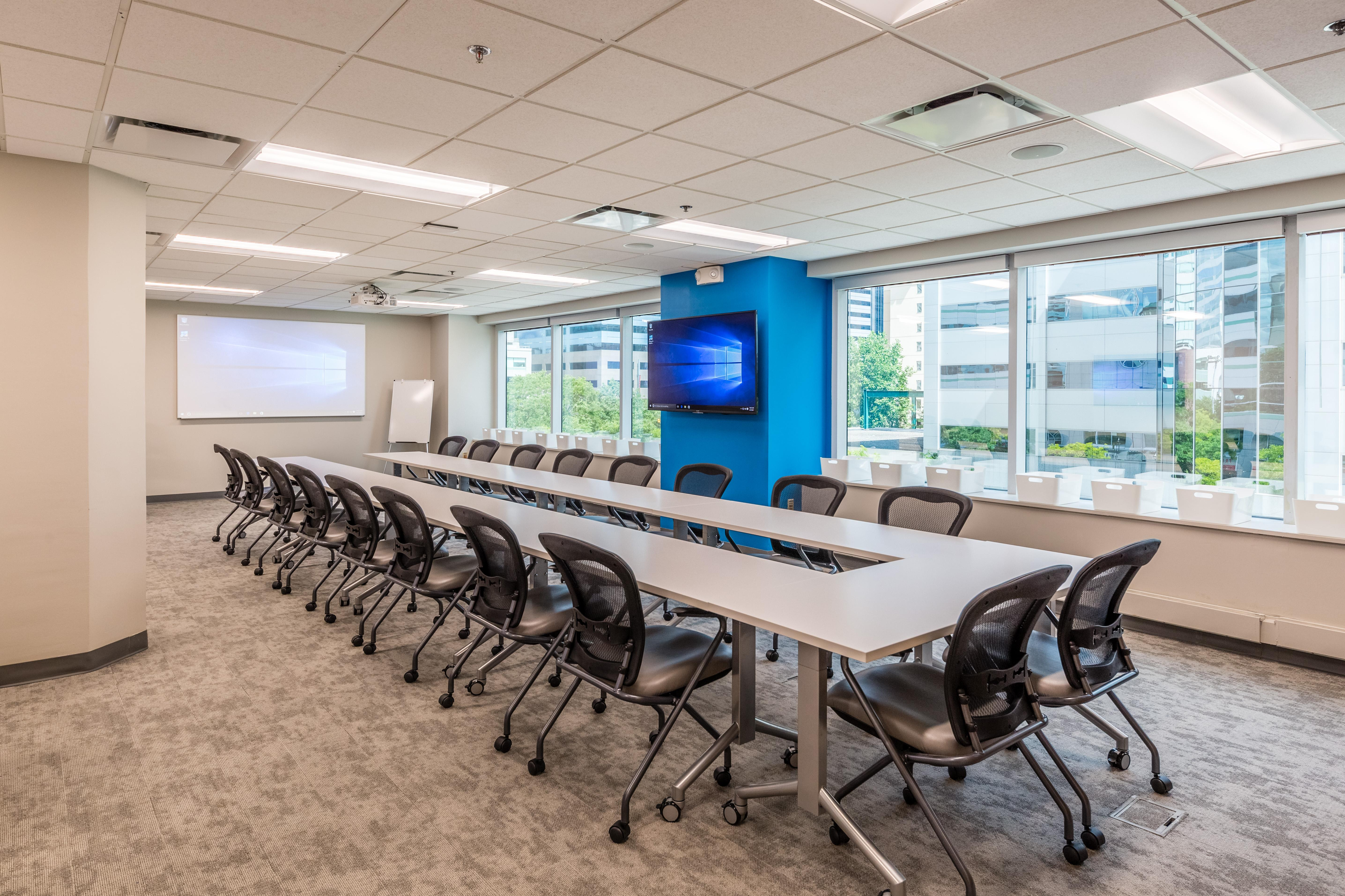 Worksocial | Shared Office Space - Training Room
