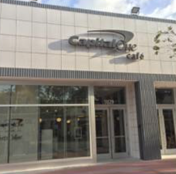 Capital One Café - Miami Beach - Capital One Cafe - Miami Beach (Blue)