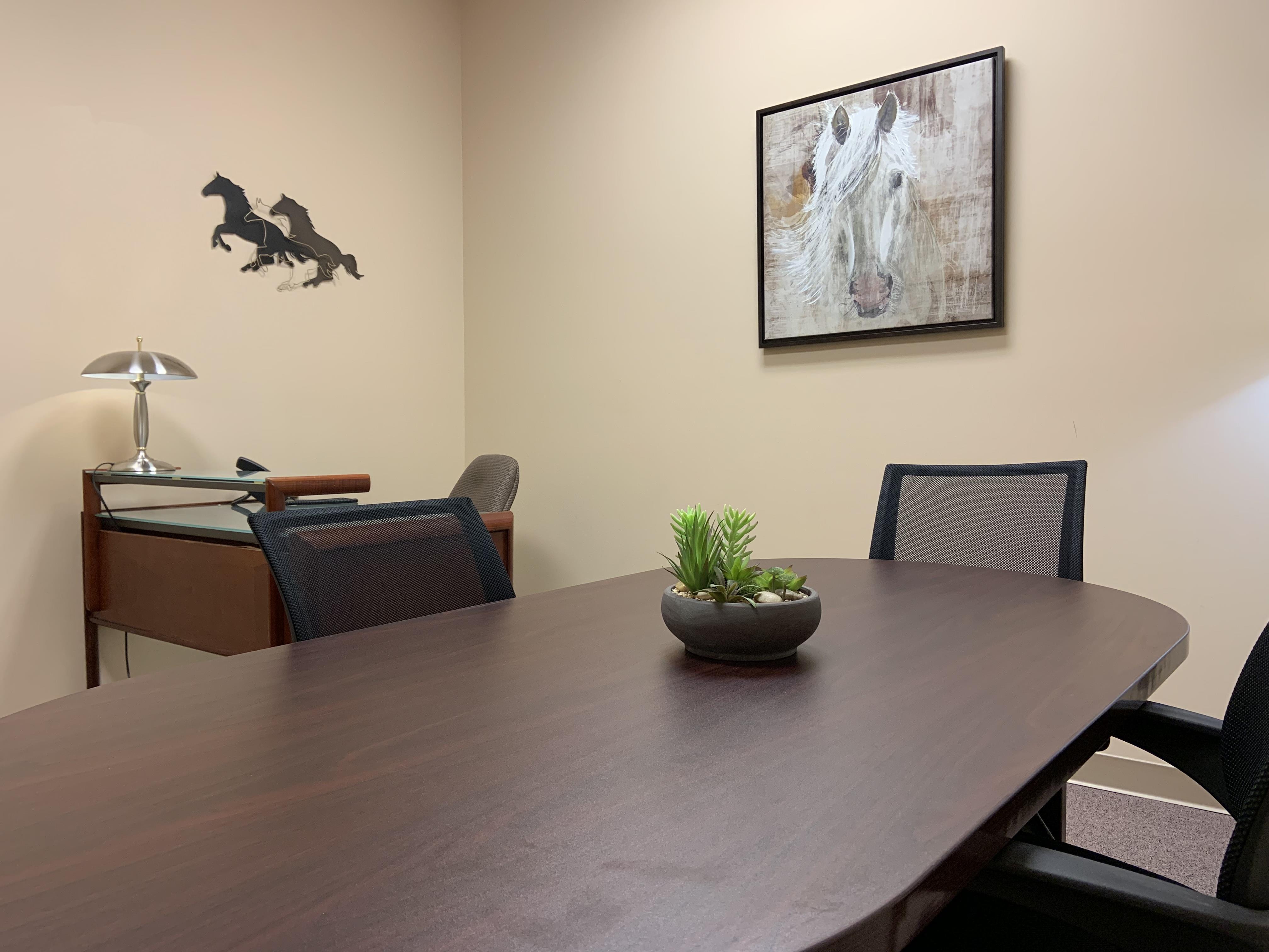 Sharicom Workspace at Eastland - The Bluegrass Office