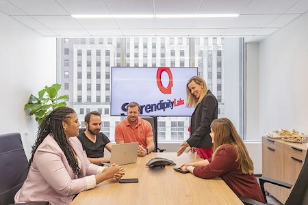 Serendipity Labs New York - Financial District - Sargas Boardroom