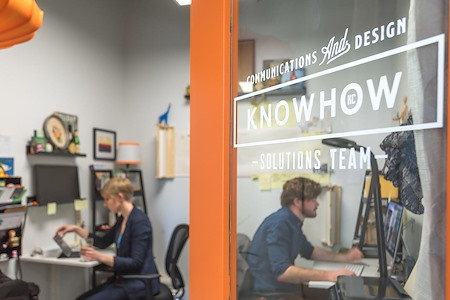 Novel Coworking Katy Building - Office 601