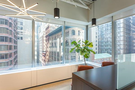 Serendipity Labs New York - Financial District - Coworking 10 - Limited Time Offer