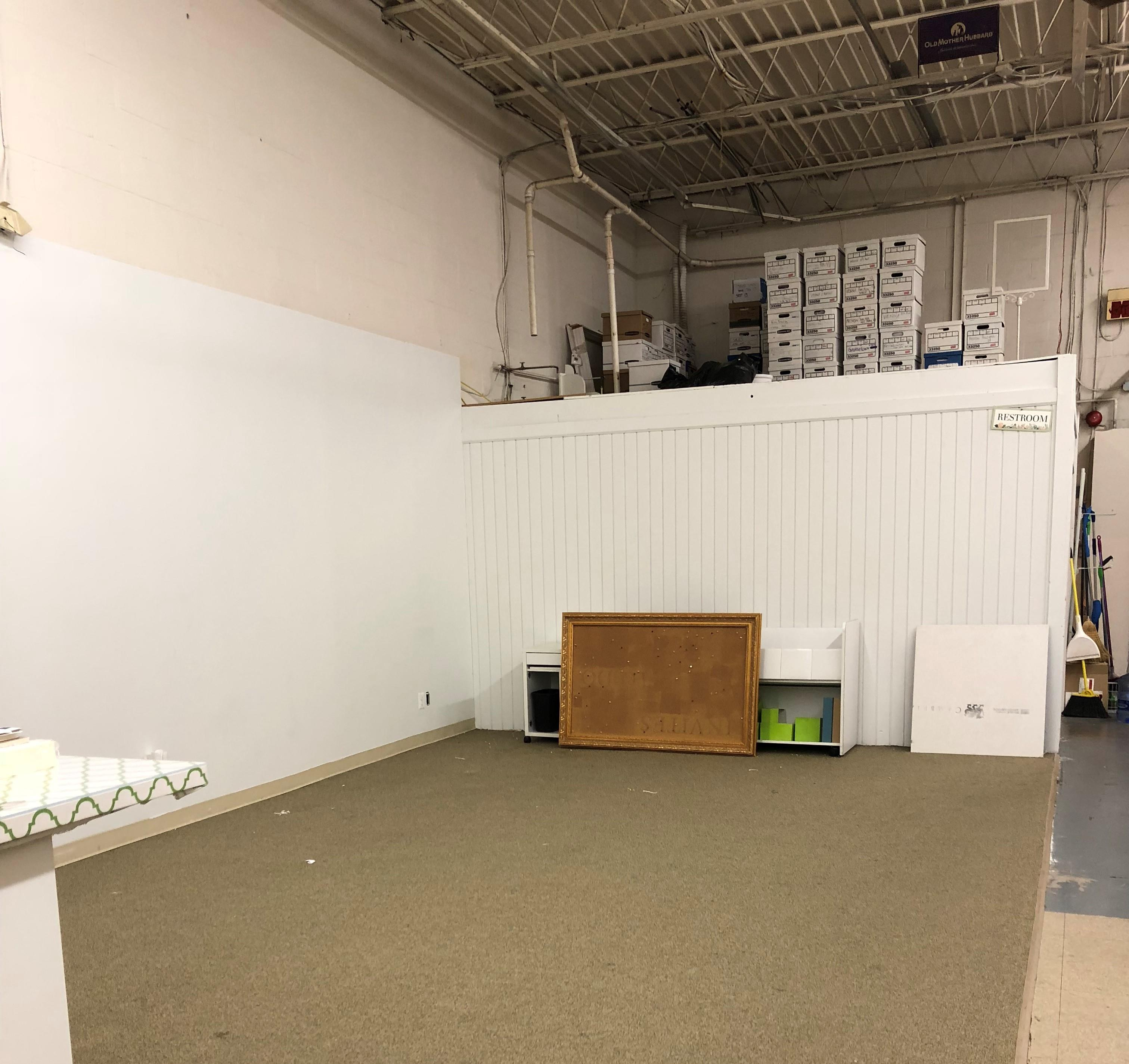 The Dandelion Patch - Showroom Space