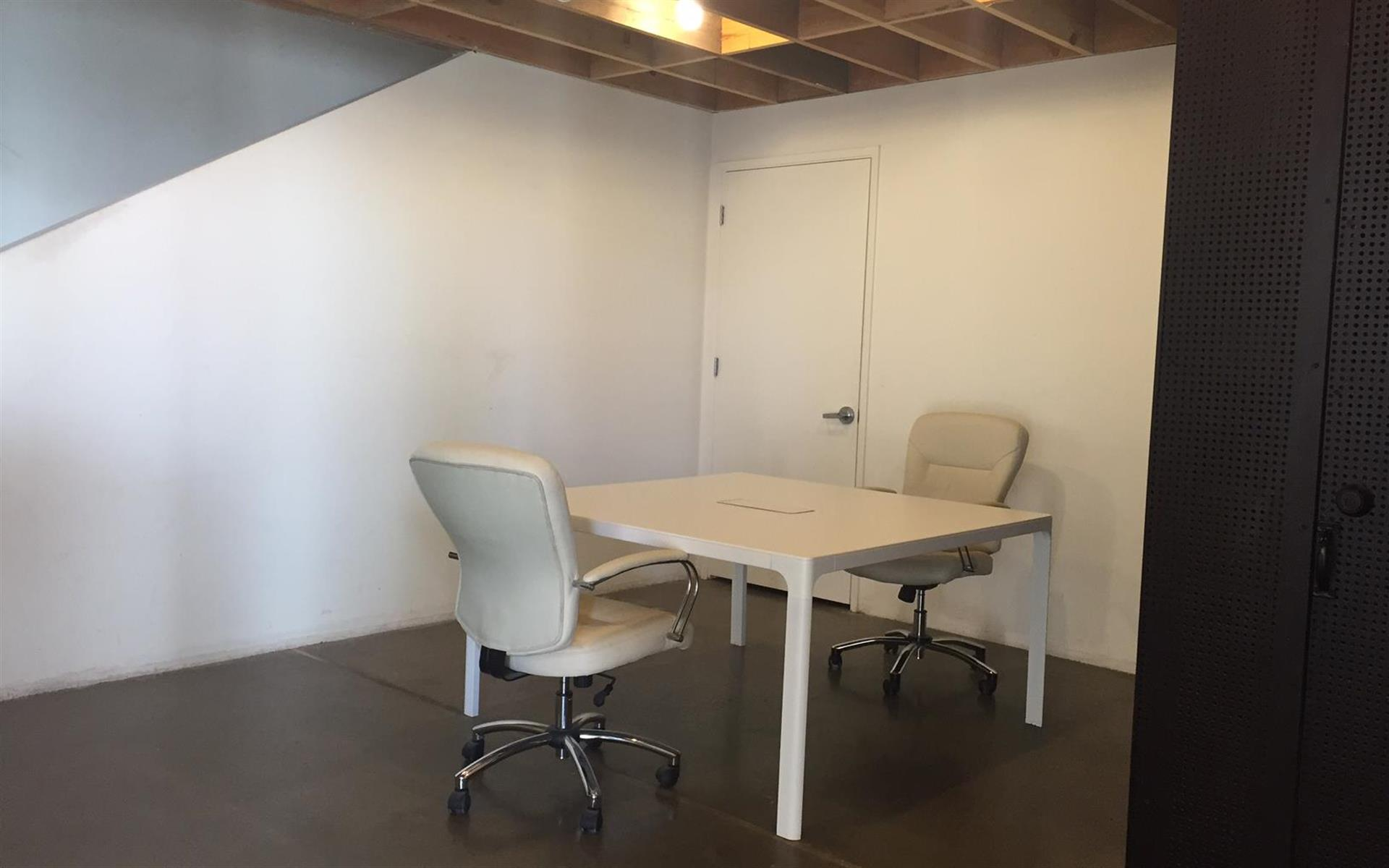 Waterfall International Inc. - Private Office for 3: quiet, stylish