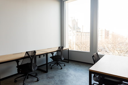 Industrious Indianapolis - Team Office for 2