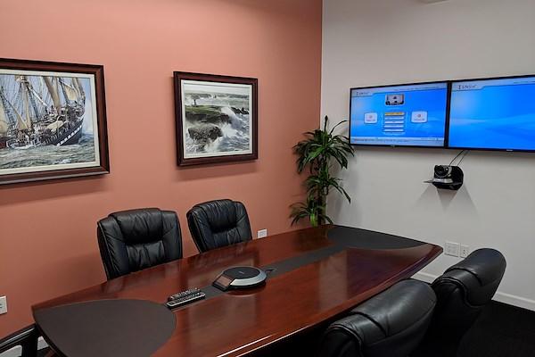 New York Technology Company - Midtown NYC - Team Room