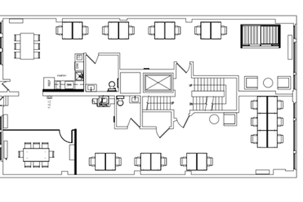 Knotel - 17 West 20th Street - Entire Fourth Floor