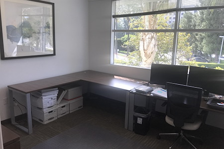 TMC Group - Private Office for 2 with Window View
