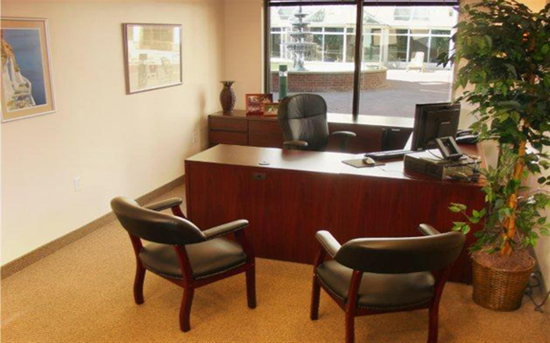 Alghani Associates, LLC - Private Office in McKinney w/ conf room