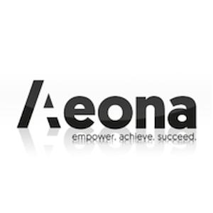 Logo of Aeona