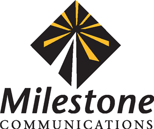 Logo of Milestone Communications