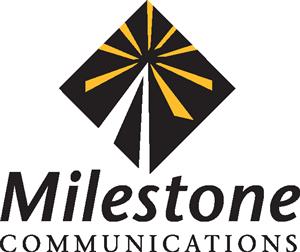 Logo of Milestone Communications